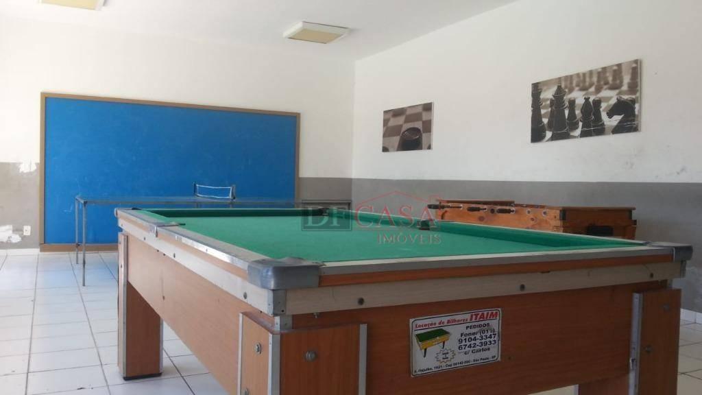 apartamento com 2 dormitórios à venda, 48 m² por r$ 140.000,00 - ferraz de vasconcelos - ferraz de vasconcelos/sp - ap4298