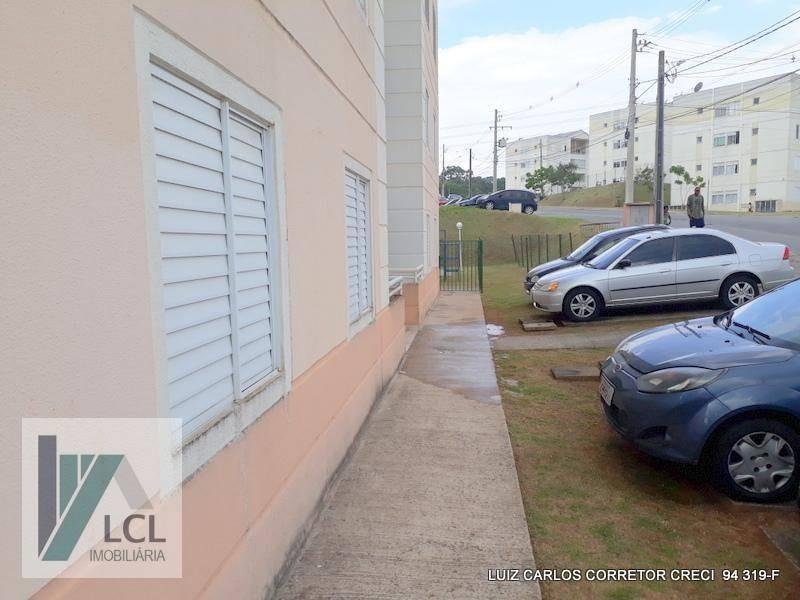 apartamento com 2 dormitórios à venda, 48 m² por r$ 149.000,00 - jardim ísis - cotia/sp - ap0018