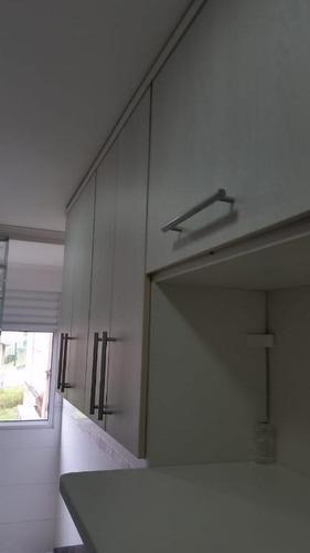 apartamento com 2 dormitórios à venda, 48 m² por r$ 170.000 - jardim são miguel - ferraz de vasconcelos/sp - cód. ap6734 - ap6734