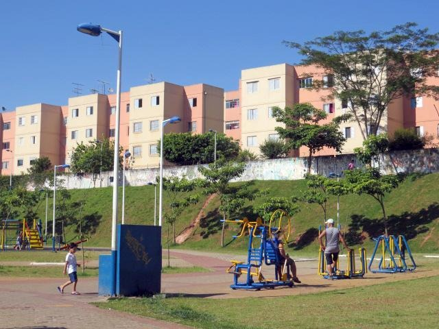 apartamento com 2 dormitórios à venda, 48 m² por r$ 175.000,00 - parque pinheiros - taboão da serra/sp - ap0890