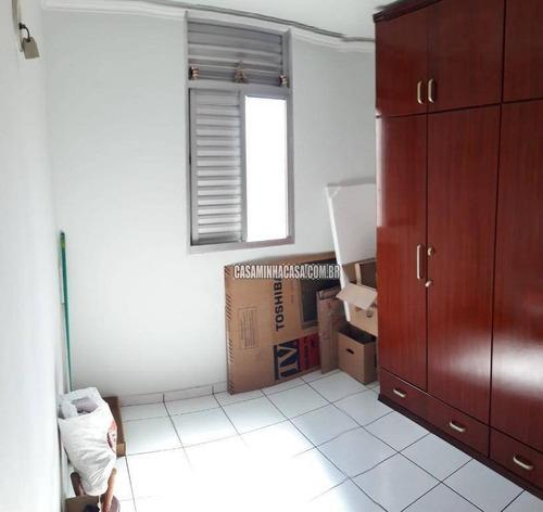 apartamento com 2 dormitórios à venda, 48 m² por r$ 180.000 - jardim satélite - são josé dos campos/sp - ap1429