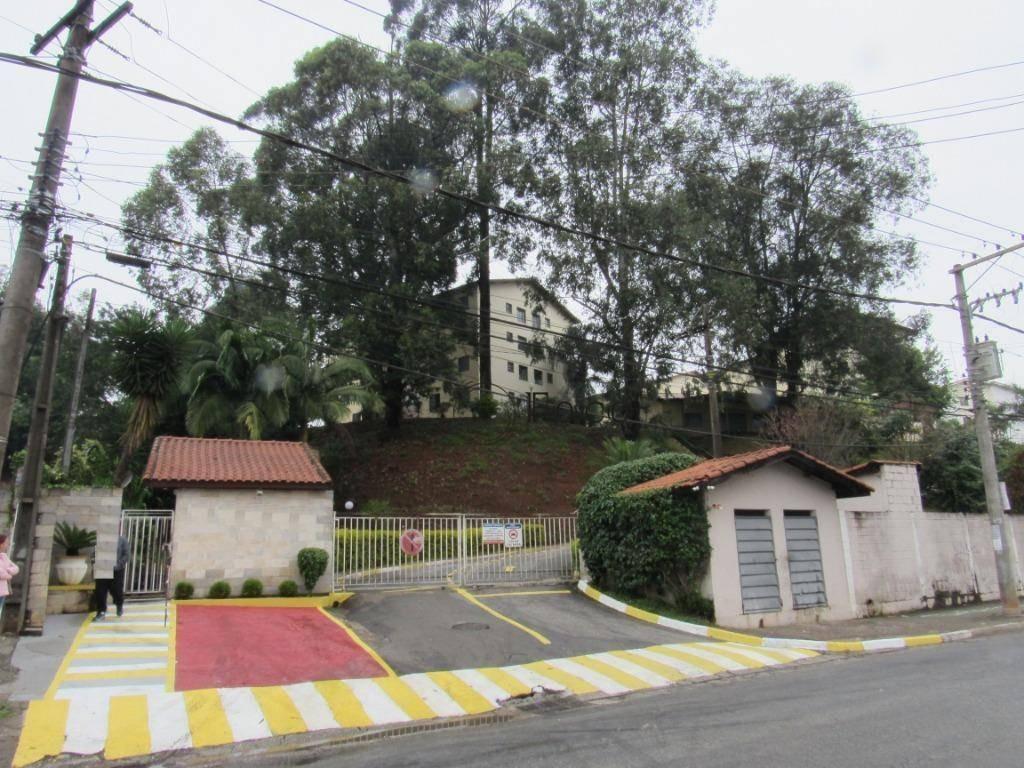 apartamento com 2 dormitórios à venda, 48 m² por r$ 190.000 - jardim presidente dutra - guarulhos/sp - ap0826