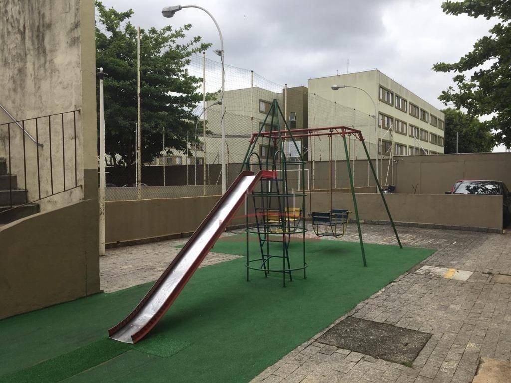 apartamento com 2 dormitórios à venda, 48 m² por r$ 190.000 - jardim satélite - são josé dos campos/sp - ap3057