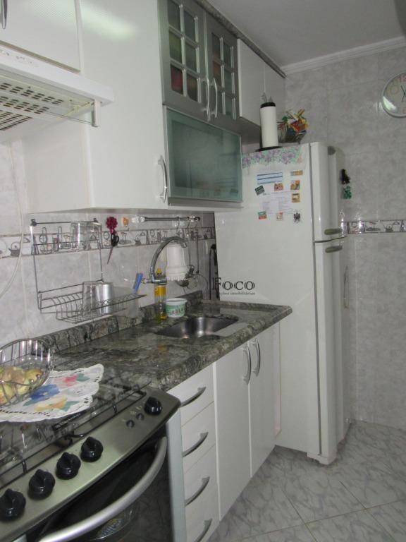 apartamento com 2 dormitórios à venda, 48 m² por r$ 190.000,00 - jardim presidente dutra - guarulhos/sp - ap0826