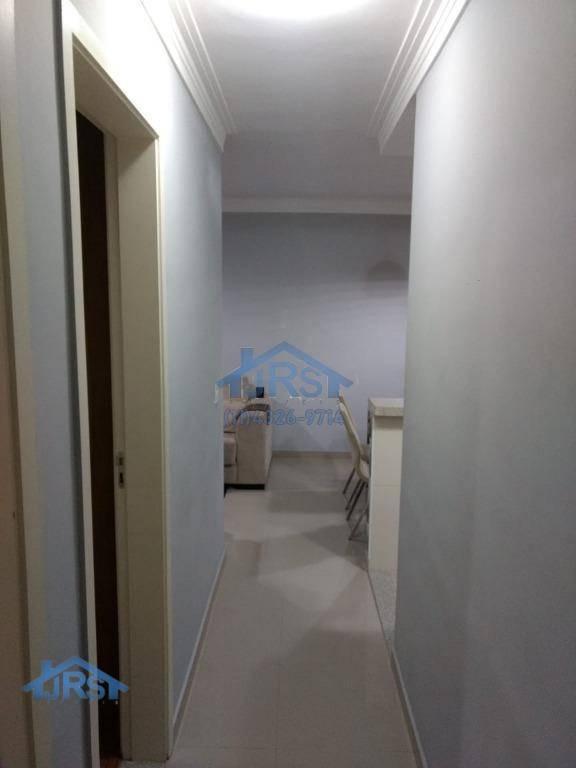 apartamento com 2 dormitórios à venda, 48 m² por r$ 210.000 - vila da oportunidade - carapicuíba/sp - ap2720