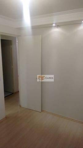 apartamento com 2 dormitórios à venda, 48 m² por r$ 235.000 - nova espirito santo - valinhos/sp - ap7198