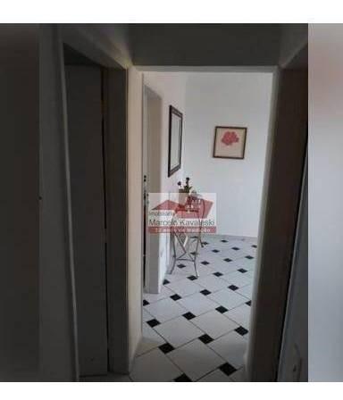apartamento com 2 dormitórios à venda, 48 m² por r$ 245.000,00 - vila das mercês - são paulo/sp - ap10603