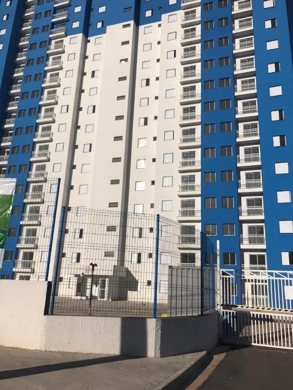 apartamento com 2 dormitórios à venda, 48 m² por r$ 249.000,00 - jardim nova palmares ii - valinhos/sp - ap0477