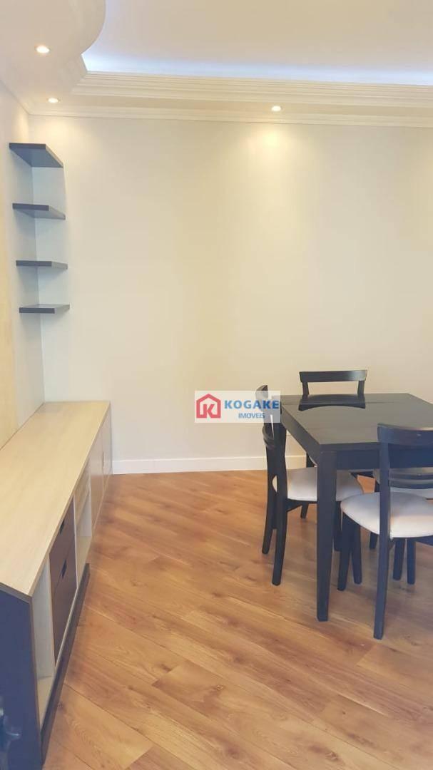 apartamento com 2 dormitórios à venda, 49 m² por r$ 175.000,00 - jardim sul - são josé dos campos/sp - ap6355