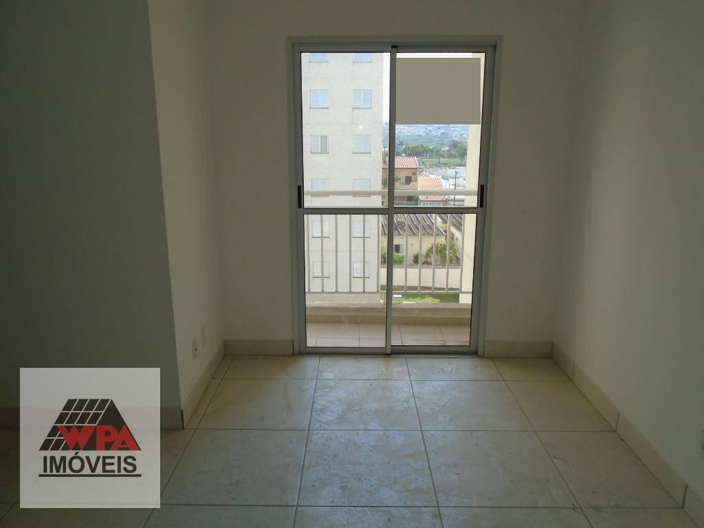 apartamento com 2 dormitórios à venda, 49 m² por r$ 195.000,00 - jardim bela vista - americana/sp - ap1530