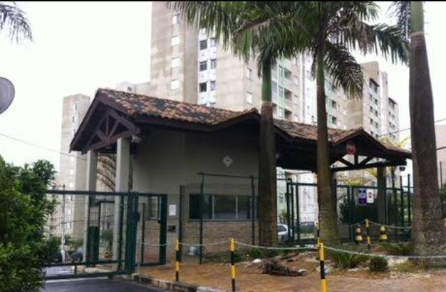 apartamento com 2 dormitórios à venda, 49 m² por r$ 200.000,00 - jardim triângulo - ferraz de vasconcelos/sp - ap20265