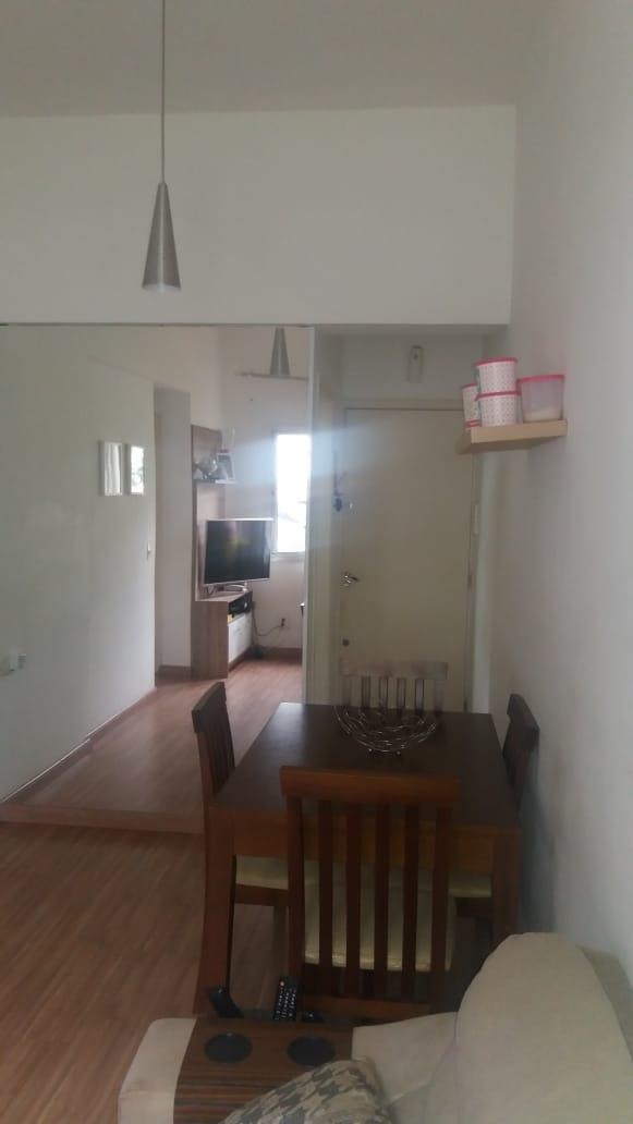 apartamento com 2 dormitórios à venda, 49 m² por r$ 220.000 - parque campolim - sorocaba/sp - ap1047
