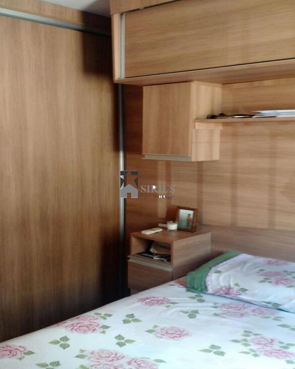 apartamento com 2 dormitórios à venda, 49 m² por r$ 250.000,00 - jardim nova europa - campinas/sp - ap6861