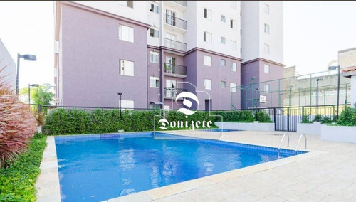 apartamento com 2 dormitórios à venda, 49 m² por r$ 270.000 - vila planalto - são bernardo do campo/sp - ap12186