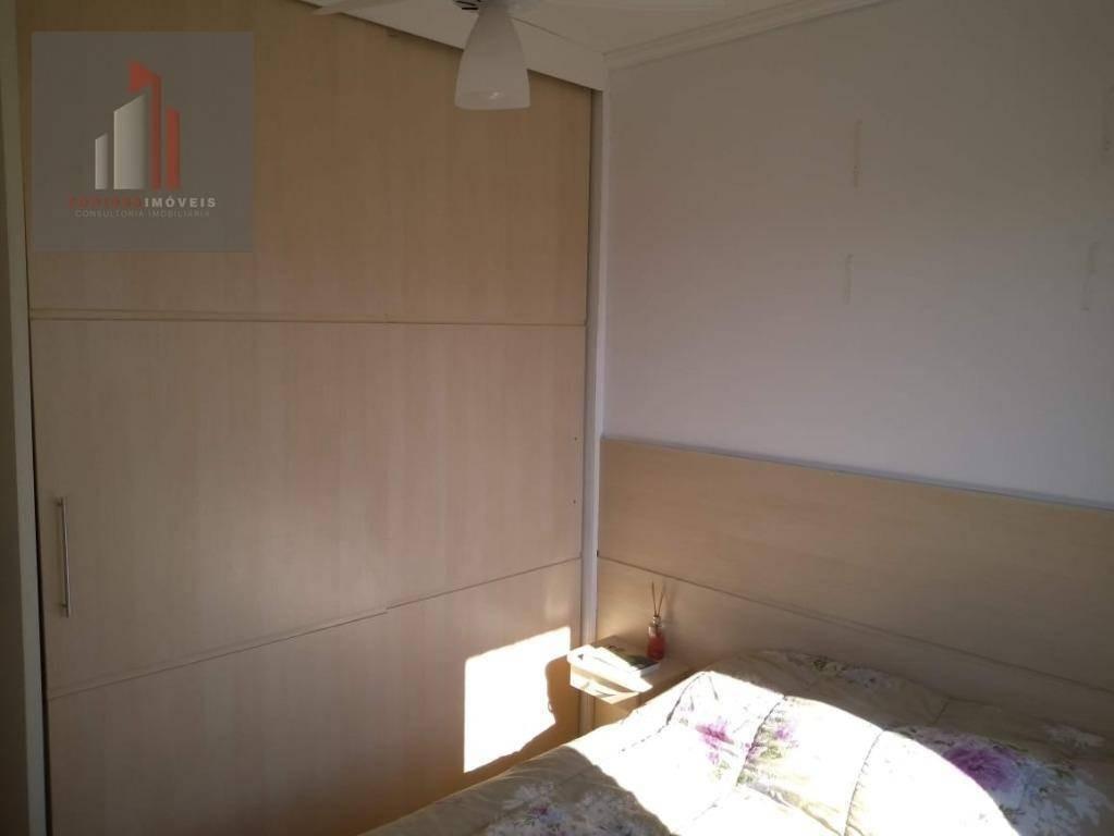apartamento com 2 dormitórios à venda, 49 m² por r$ 279.995,00 - vila cruz das almas - são paulo/sp - ap0010