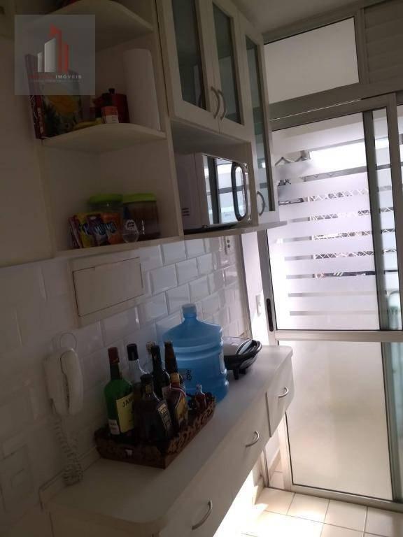 apartamento com 2 dormitórios à venda, 49 m² por r$ 280.000,00 - vila cruz das almas - são paulo/sp - ap0010