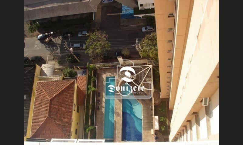 apartamento com 2 dormitórios à venda, 49 m² por r$ 299.900,00 - casa branca - santo andré/sp - ap14055