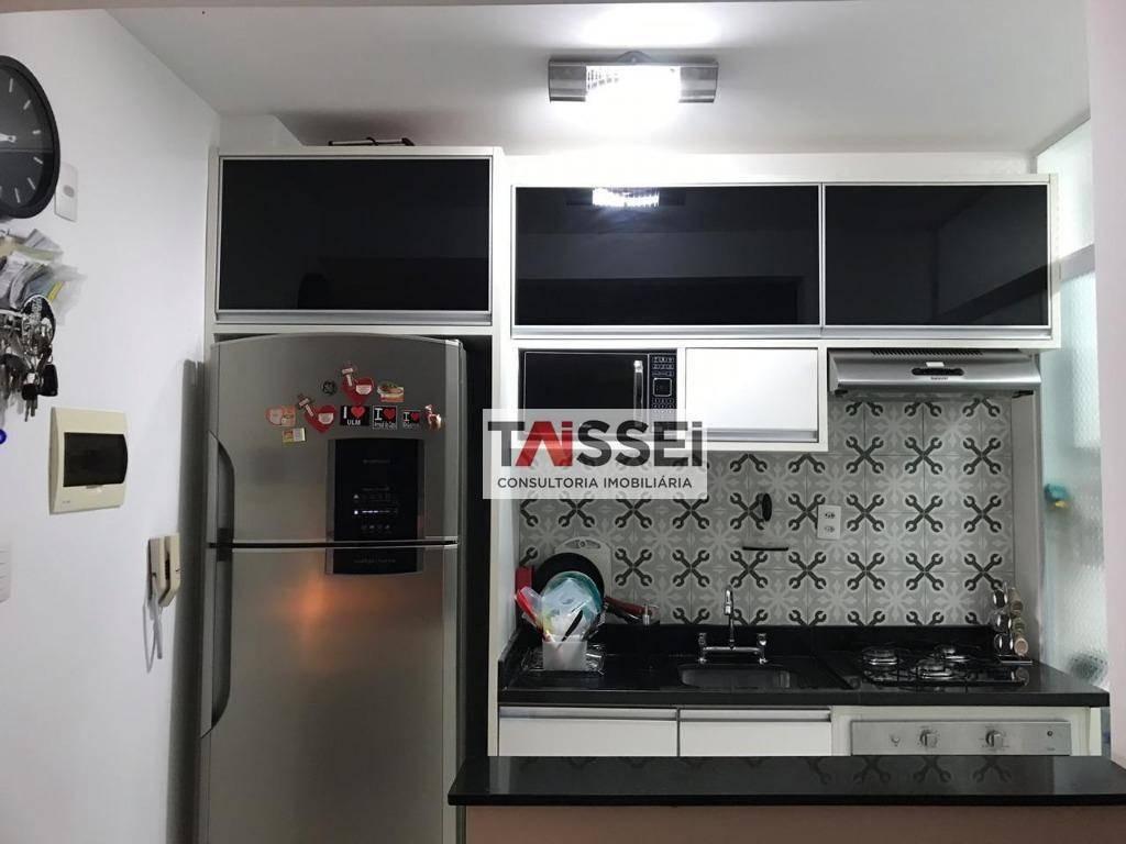 apartamento com 2 dormitórios à venda, 49 m² por r$ 319.000 - ipiranga - são paulo/sp - ap5292