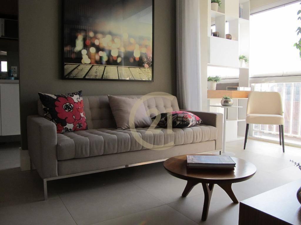 apartamento com 2 dormitórios à venda, 49 m² por r$ 359.900 - barra funda - são paulo/sp - ap17857