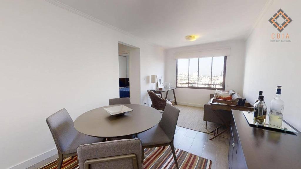 apartamento com 2 dormitórios à venda, 49 m² por r$ 570.000 - sumaré - são paulo/sp - ap46807