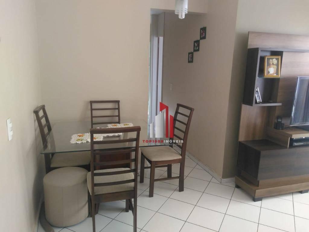 apartamento com 2 dormitórios à venda, 49 m² - vila cruz das almas - são paulo/sp - ap0036