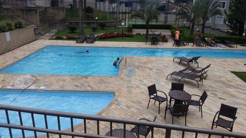 apartamento com 2 dormitórios à venda, 49m² por r$ 230.000 - jardim nova europa - campinas/sp - ap1393