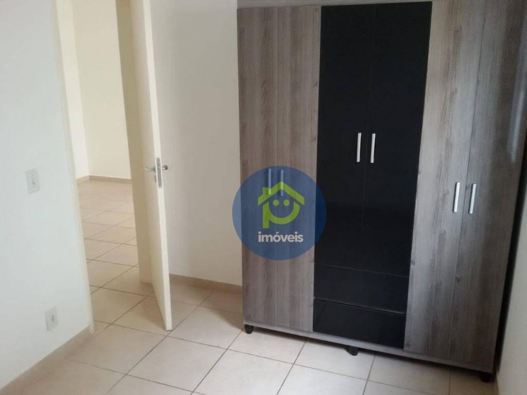 apartamento com 2 dormitórios à venda, 50 m² por r$ 163.000 - universitário - são josé do rio preto/sp - ap7428