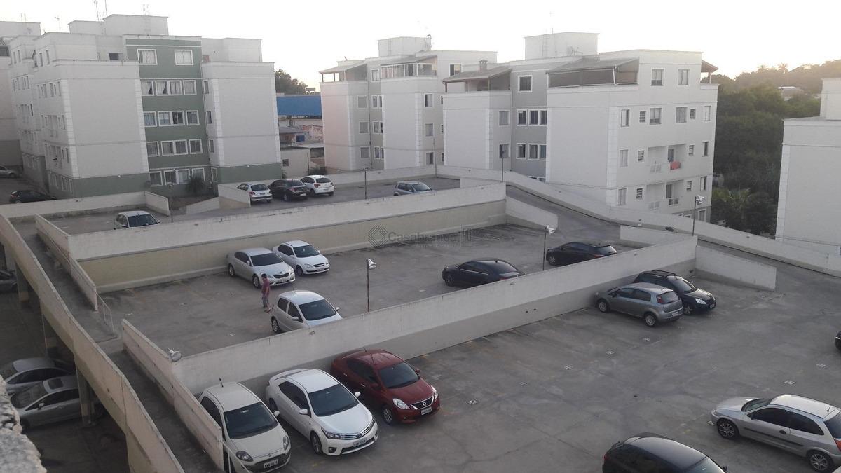 apartamento com 2 dormitórios à venda, 50 m² por r$ 165.000,00 - condomínio spazio splendido - sorocaba/sp - ap7684