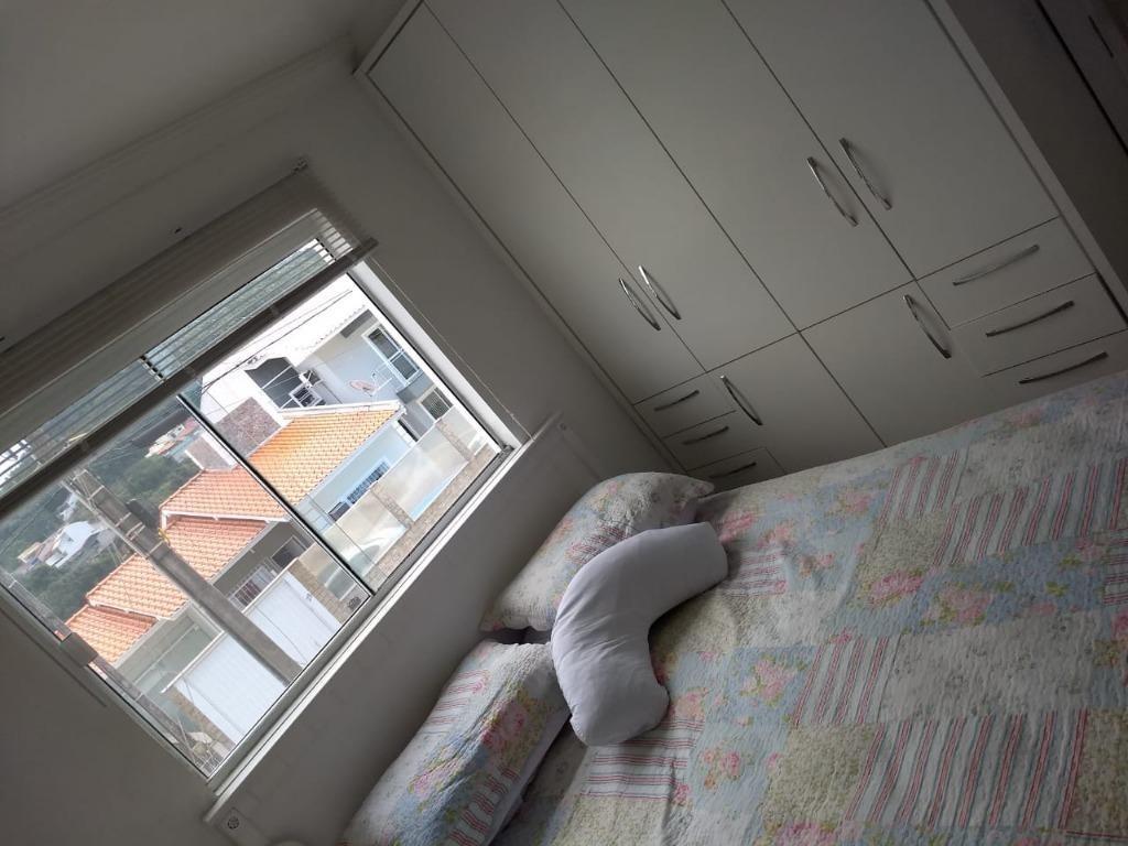apartamento com 2 dormitórios à venda, 50 m² por r$ 170.000 - forquilhas - são josé/sc - ap5615