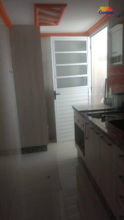 apartamento com 2 dormitórios à venda, 50 m² por r$ 175.000,00 - jundiapeba - mogi das cruzes/sp - ap0824