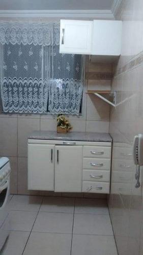 apartamento com 2 dormitórios à venda, 50 m² por r$ 200.000 - jardim satélite - são josé dos campos/sp - ap2253