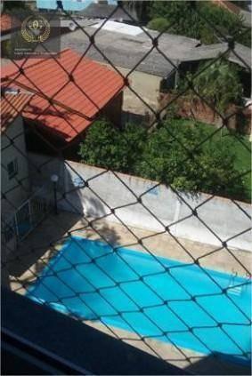 apartamento com 2 dormitórios à venda, 50 m² por r$ 212.000 - santa isabel - viamão/rs - ap0098