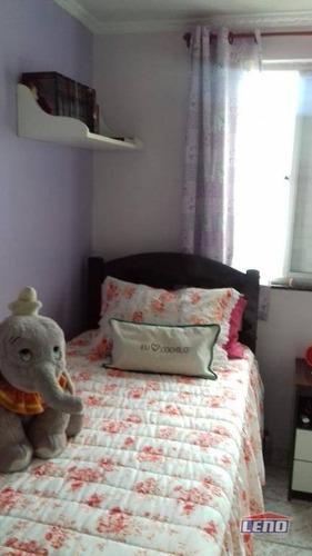 apartamento com 2 dormitórios à venda, 50 m² por r$ 240.000 - engenheiro goulart - são paulo/sp - ap0375