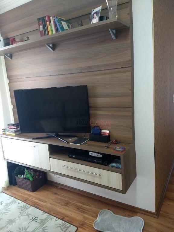 apartamento com 2 dormitórios à venda, 50 m² por r$ 260.000 - itaquera - são paulo/sp - ap4417