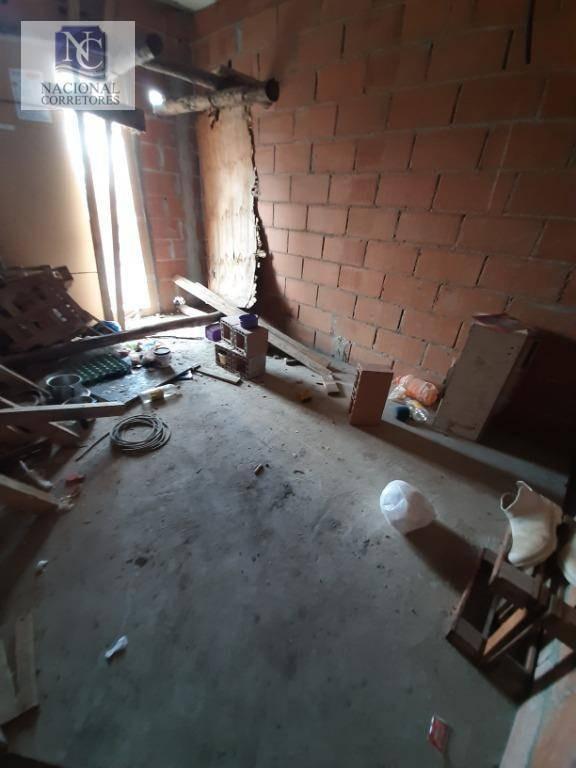 apartamento com 2 dormitórios à venda, 50 m² por r$ 260.000 - vila camilópolis - santo andré/sp - ap9857