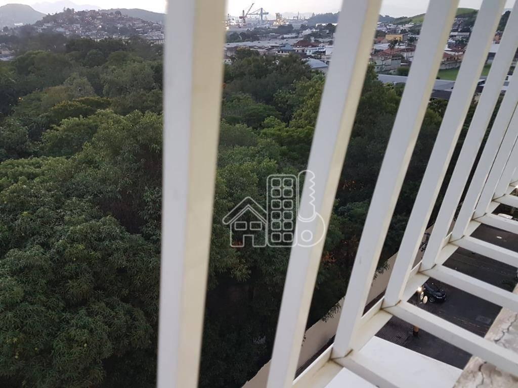 apartamento com 2 dormitórios à venda, 50 m² por r$ 265.000,00 - barreto - niterói/rj - ap3161