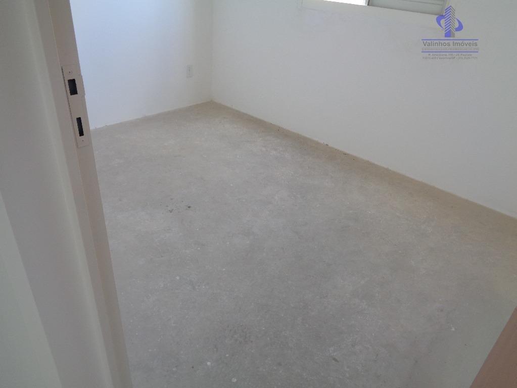 apartamento com 2 dormitórios à venda, 50 m² por r$ 267.000,00 - jardim santana - valinhos/sp - ap0569