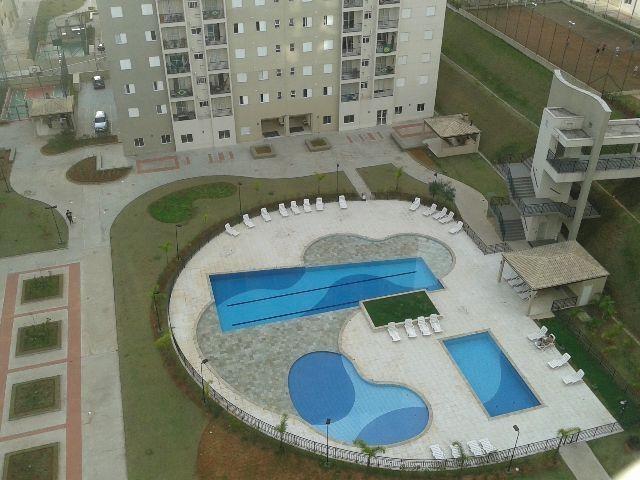 apartamento com 2 dormitórios à venda, 50 m² por r$ 270.000,00 - umuarama - osasco/sp - ap0873