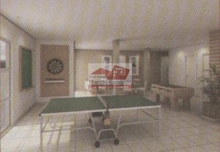 apartamento com 2 dormitórios à venda, 50 m² por r$ 275.000,00 - ipiranga - são paulo/sp - ap10691