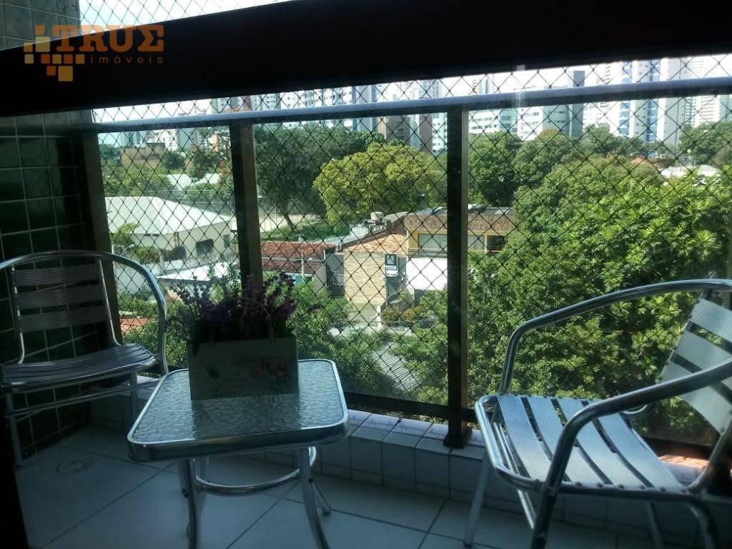 apartamento com 2 dormitórios à venda, 50 m² por r$ 290.000,00 - encruzilhada - recife/pe - ap3002