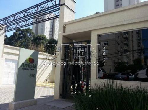 apartamento com 2 dormitórios à venda, 50 m² por r$ 310.000 - planalto - são bernardo do campo/sp - ap10239