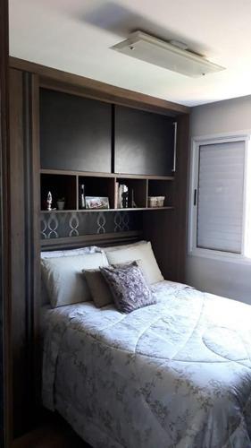 apartamento com 2 dormitórios à venda, 50 m² por r$ 320.000 - engenheiro goulart - são paulo/sp - ap2617