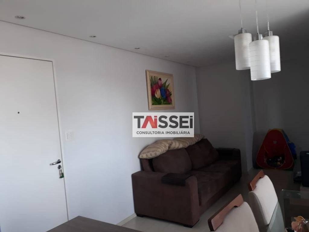apartamento com 2 dormitórios à venda, 50 m² por r$ 321.000 - sacomã - são paulo/sp - ap4697