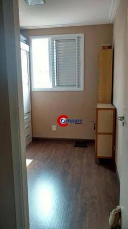 apartamento com 2 dormitórios à venda, 51 m² - macedo - guarulhos/sp - ap7162