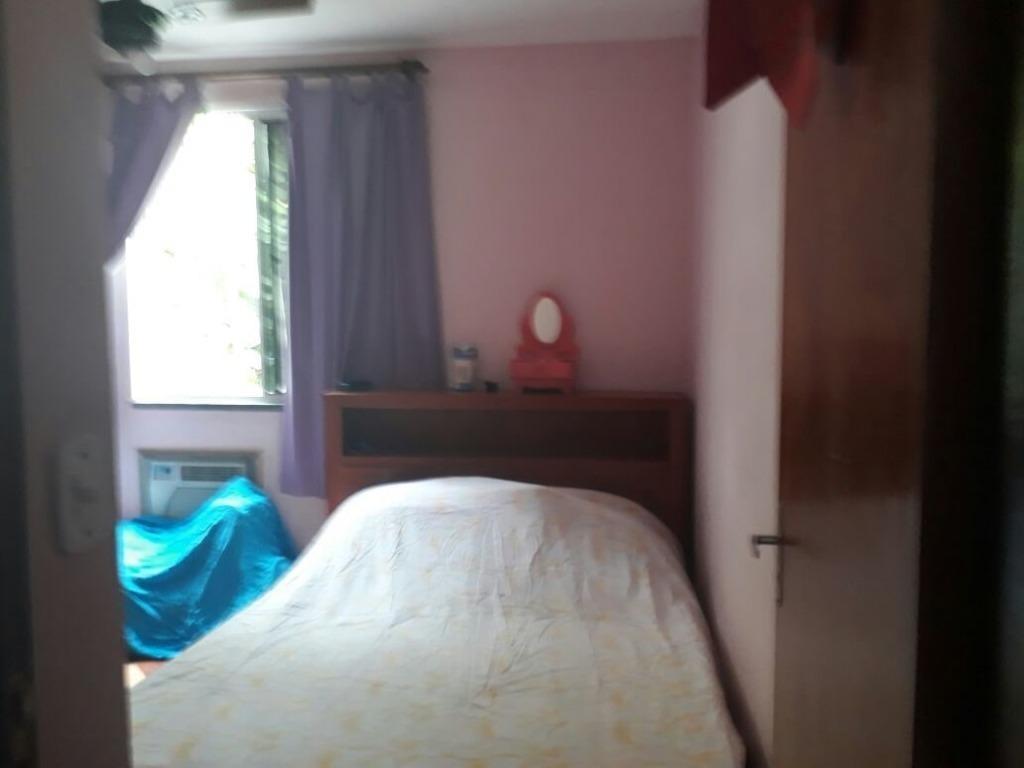 apartamento com 2 dormitórios à venda, 51 m² por r$ 130.000 - barreto - niterói/rj - ap2594