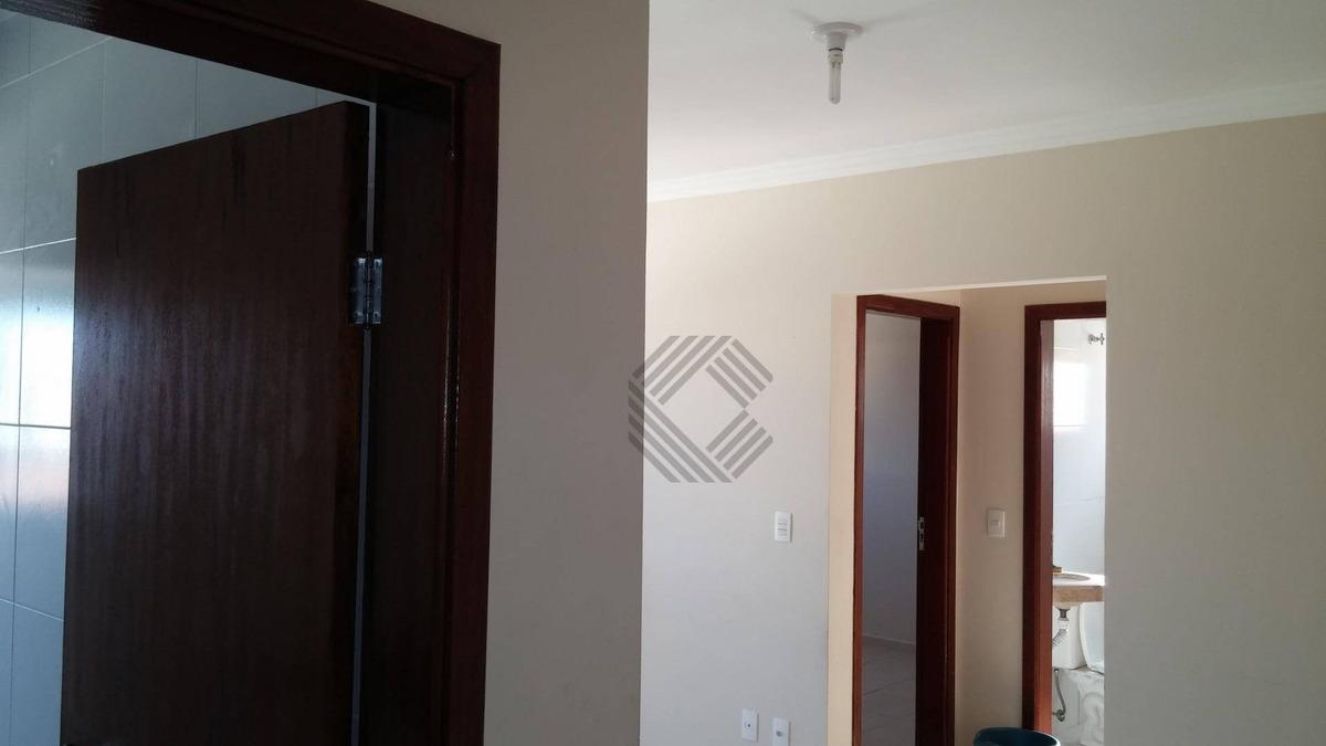 apartamento com 2 dormitórios à venda, 51 m² por r$ 175.000 - jardim morumbi - sorocaba/sp - ap7963