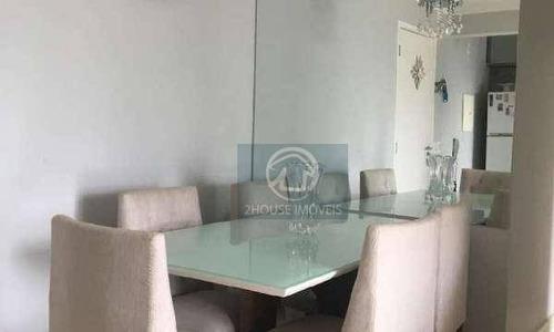 apartamento com 2 dormitórios à venda, 51 m² por r$ 350.000,00 - butantã - são paulo/sp - ap24986