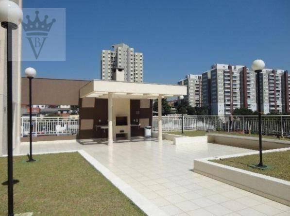 apartamento com 2 dormitórios à venda, 51 m² por r$ 350.000,00 - vila butantã - são paulo/sp - ap1171