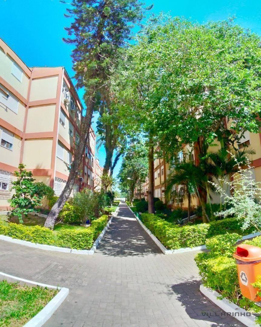 apartamento com 2 dormitórios à venda, 52 m² por r$ 168.000,00 - camaquã - porto alegre/rs - ap1539