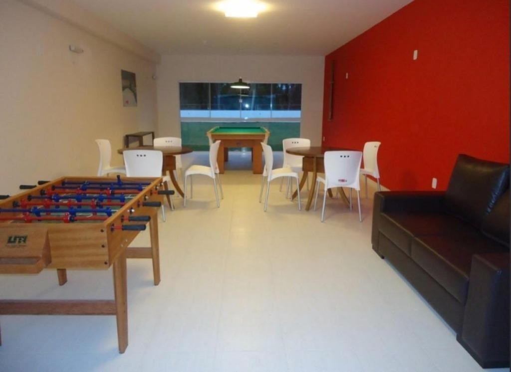apartamento com 2 dormitórios à venda, 52 m² por r$ 180.000,00 - forquilhas - são josé/sc - ap6236